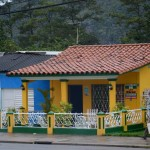 A casa particular in Vinales. Photo by Janelle Clausen.