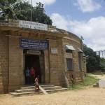 Basavanagudi Middle School is 115 years old. It was designed by Sir M. Vivesveraiah, a civil engineer. (Photo: Kelly Zegers)